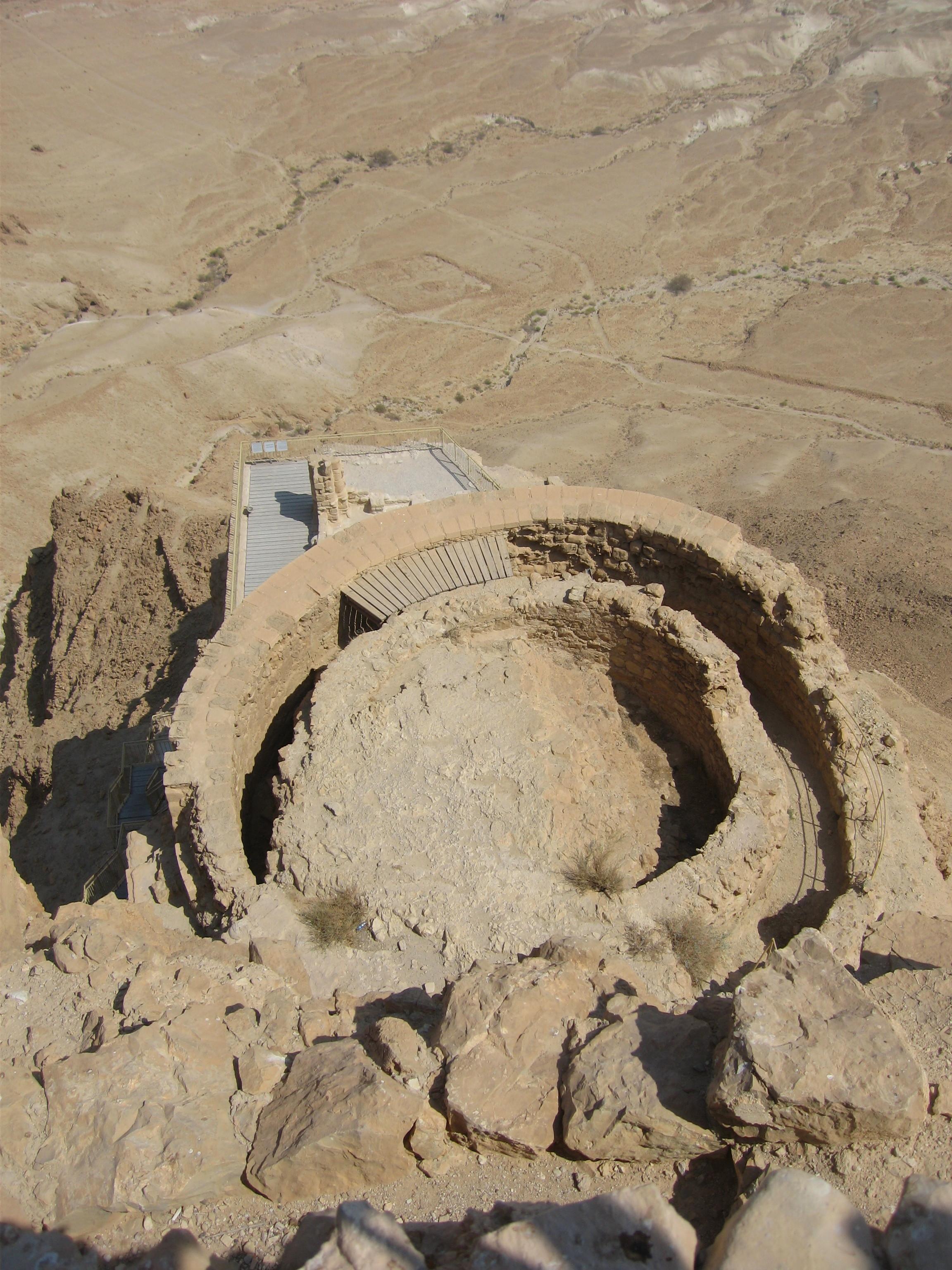 18-Le site de Massada