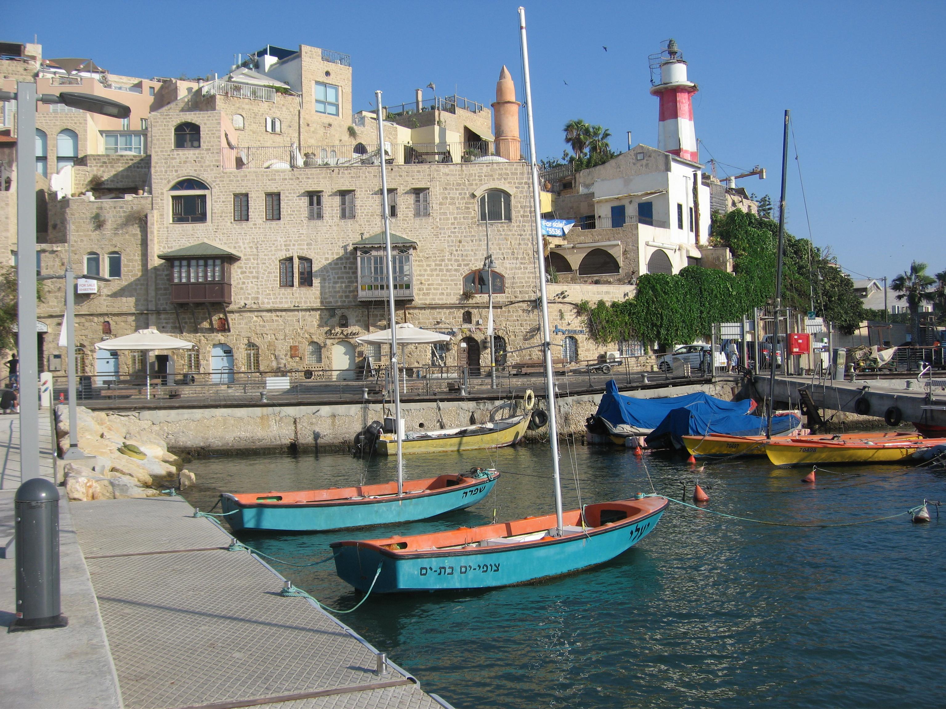 3-le port de Jaffa-3