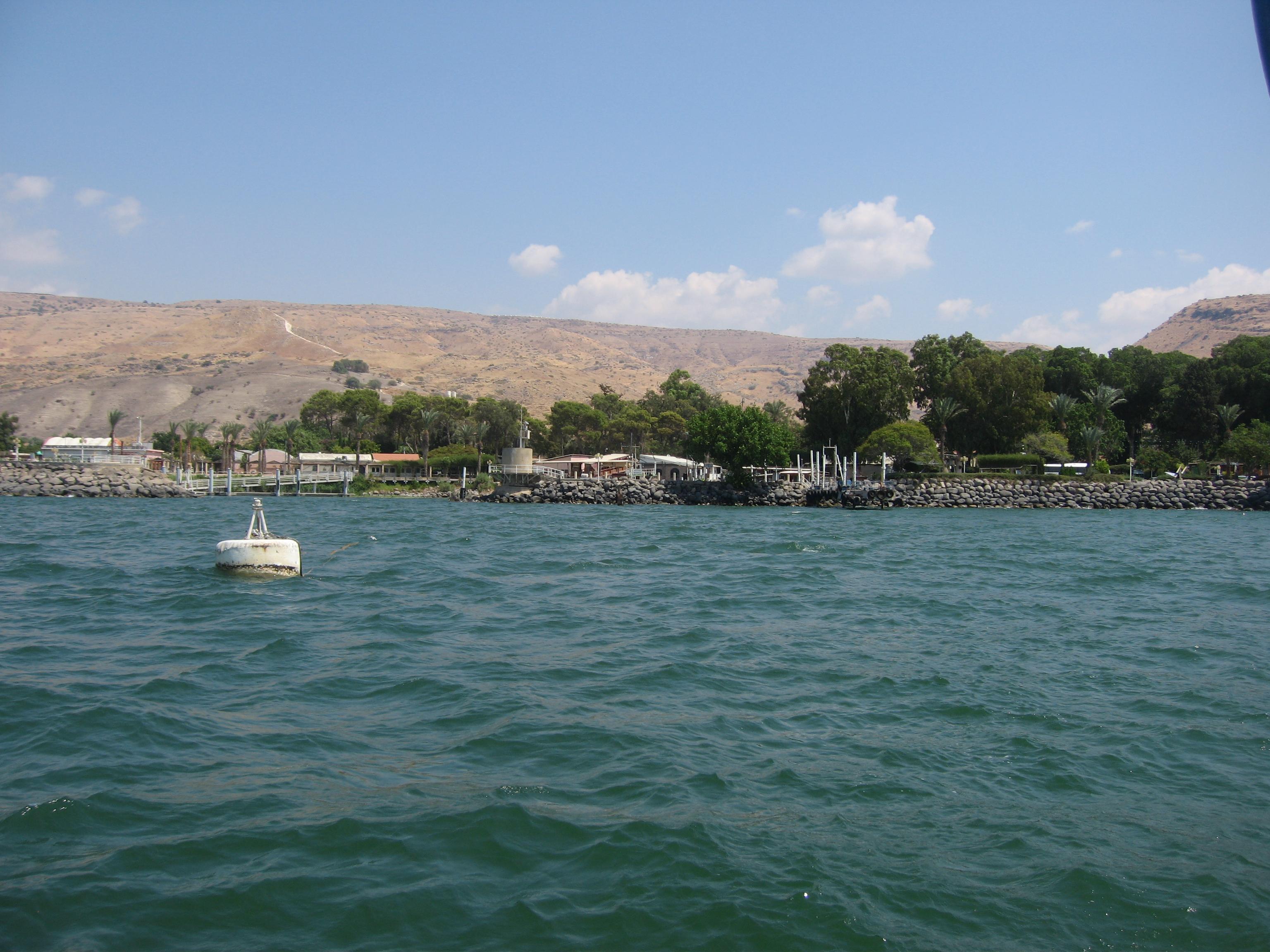 6-le Lac de Tibériade