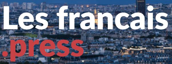 Logo Les Français.press