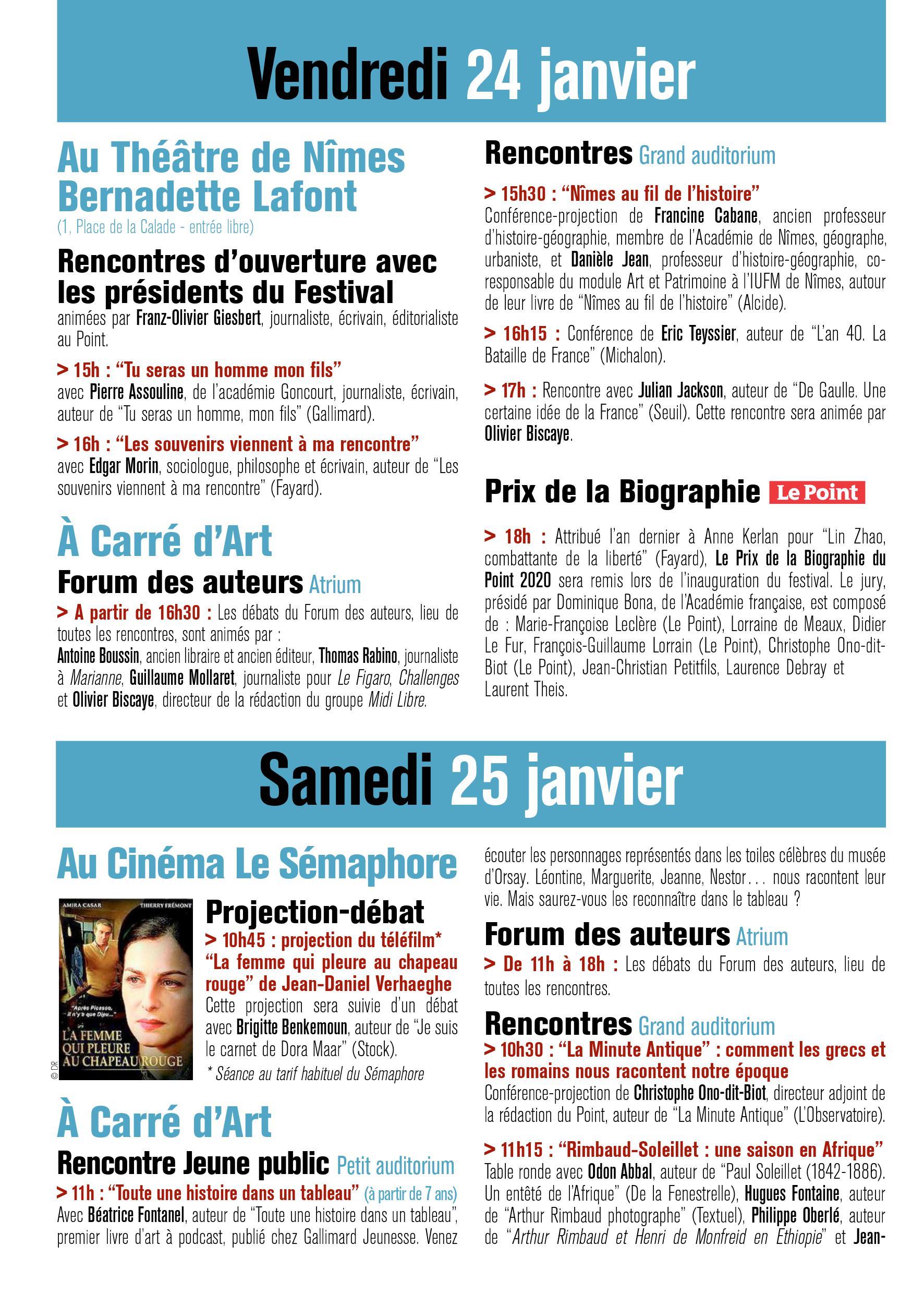 Festival Bigraphie Nîmes 2020-3