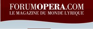 Logo FORUMOPERA.com