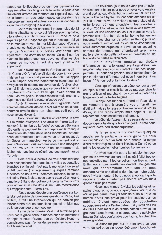 Voyage en Turquie-du 6 au 13 octobre 2000-page3a