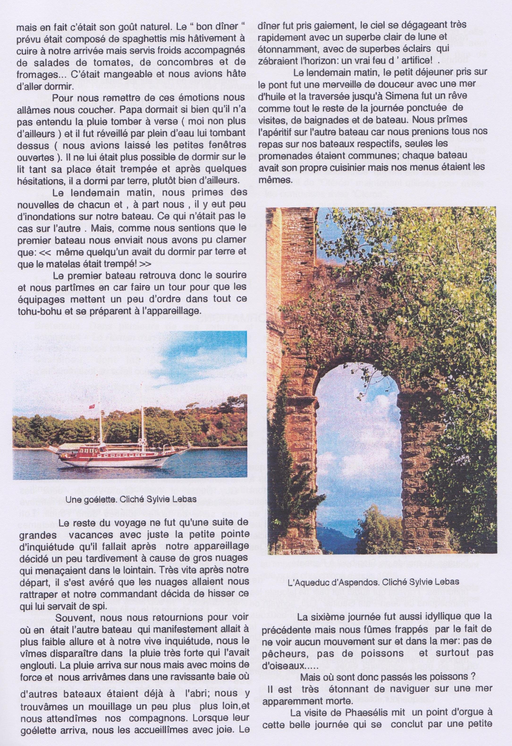 Voyage en Turquie-du 6 au 13 octobre 2000-page4a
