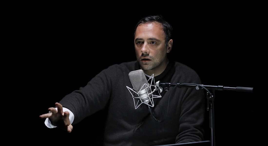 Xavier Gallais -fantôme aziyade