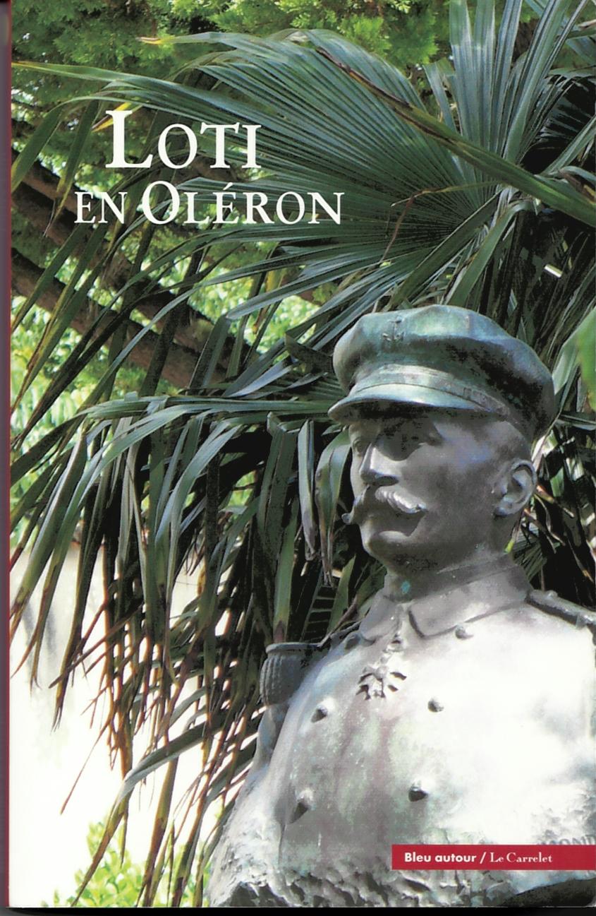 Couverture livre Pierre Loti-Oléron AQV