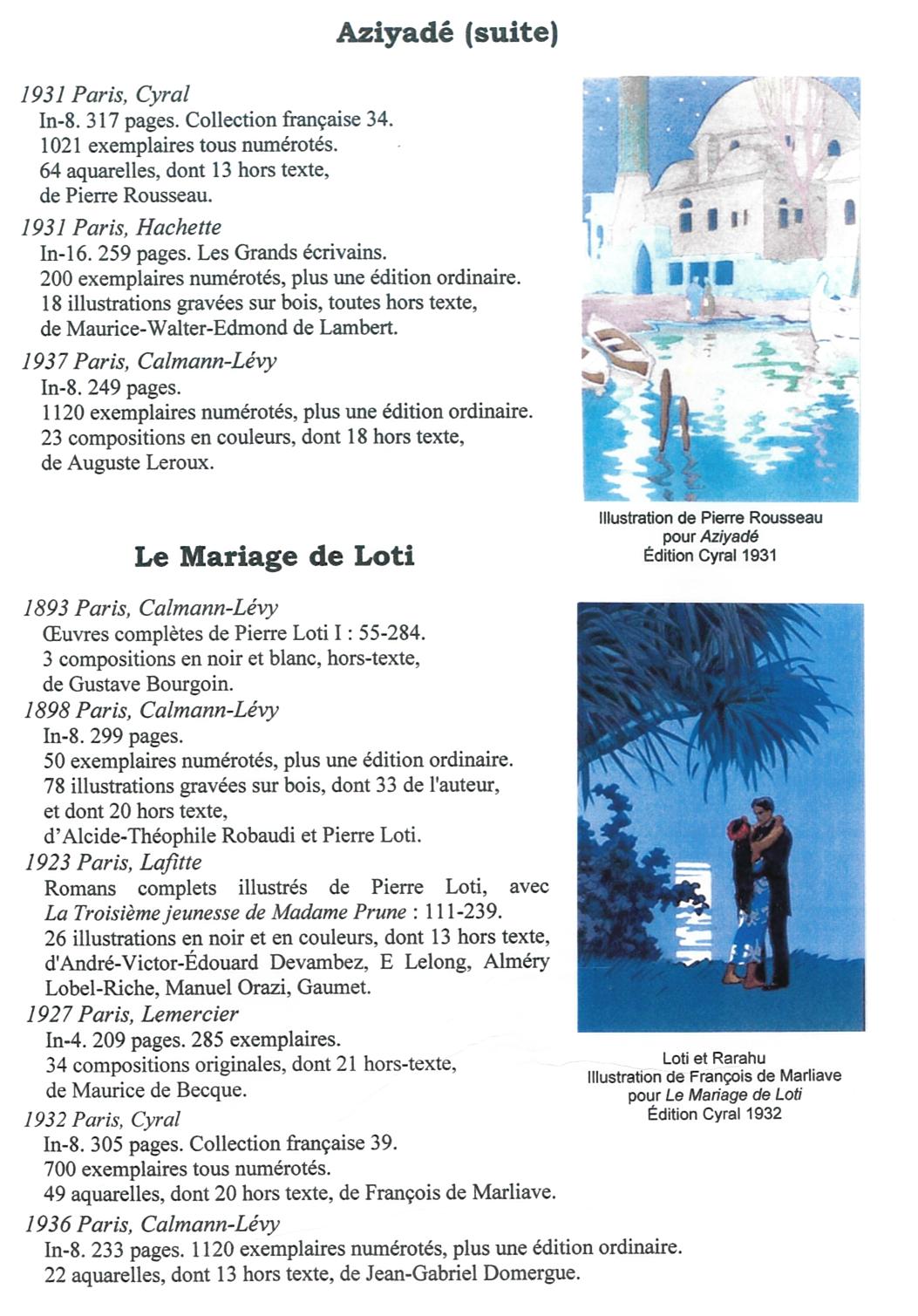 Editions illustrées 3