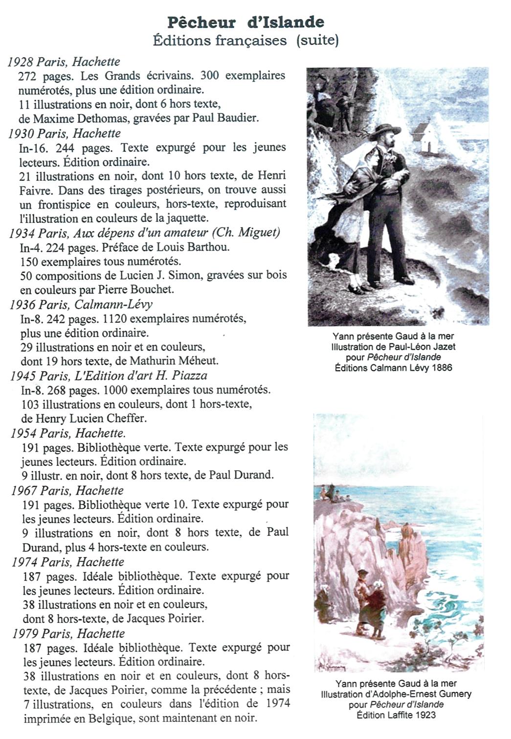 Editions illustrées 6