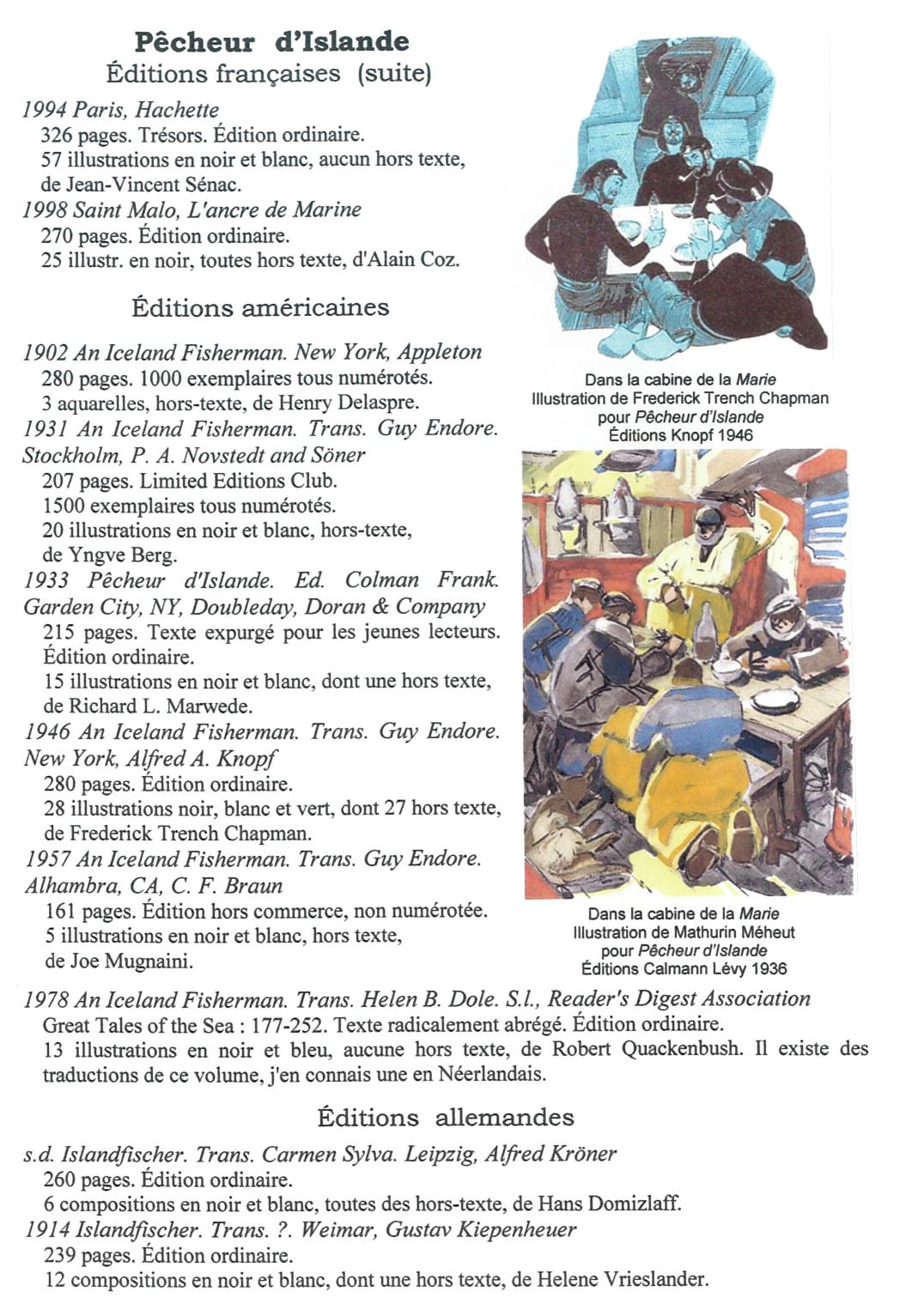 Editions illustrées 7
