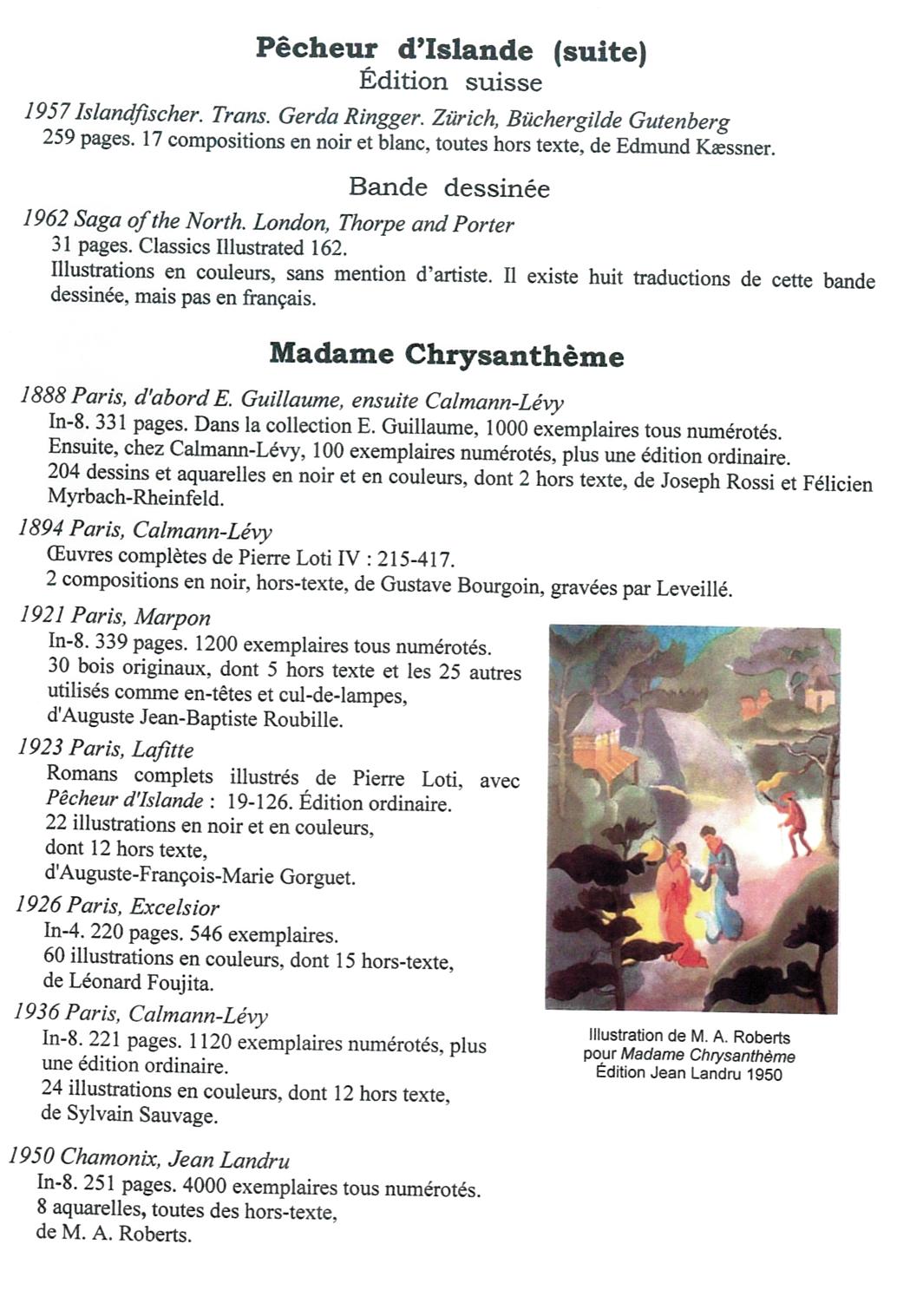 Editions illustrées 8