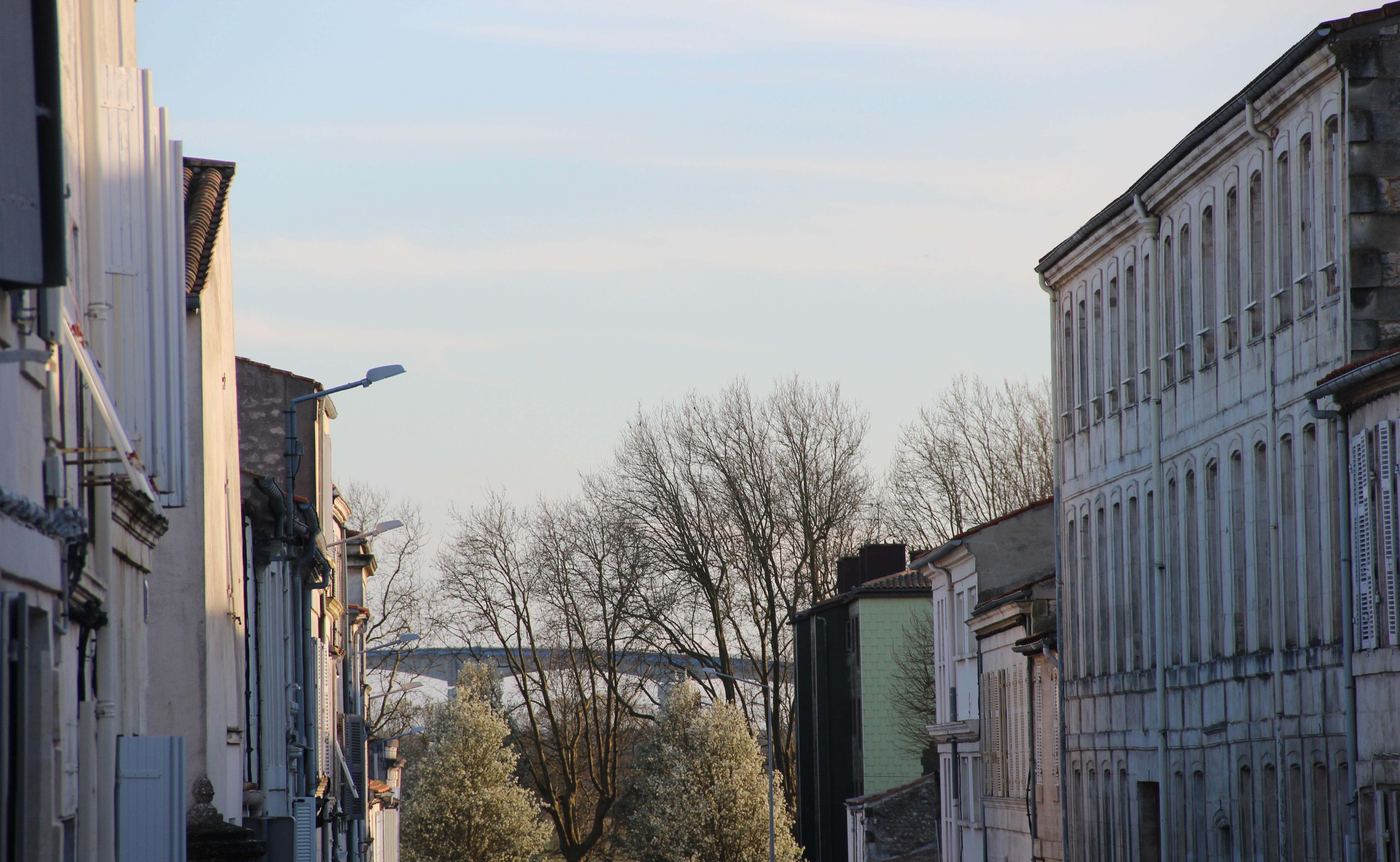 de la rue Pierre Loti-viaduc Charente