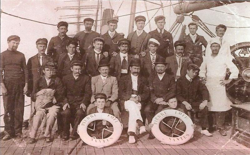 Le capitaine au long cours Louis-Marie Malbert (1881-1949), sera le maître après Dieu de Pierre Loti, du 20 août 1908 au 21 août 1911.