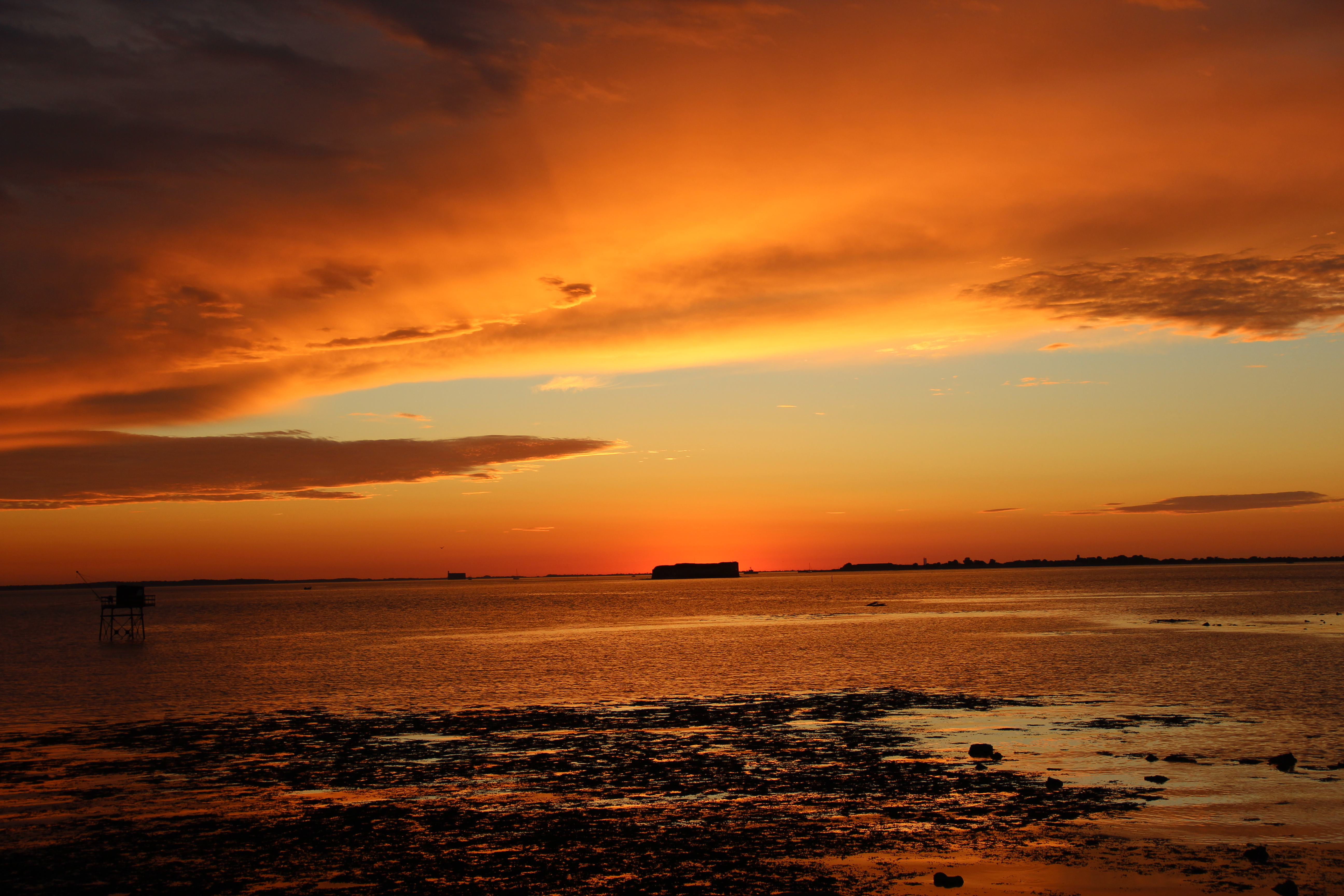 Aix-coucher soleil
