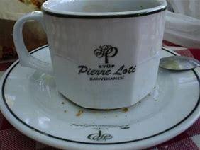 Tasse café Loti Istanbul