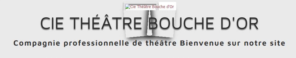 Logo Théâtre Bouche d'Or