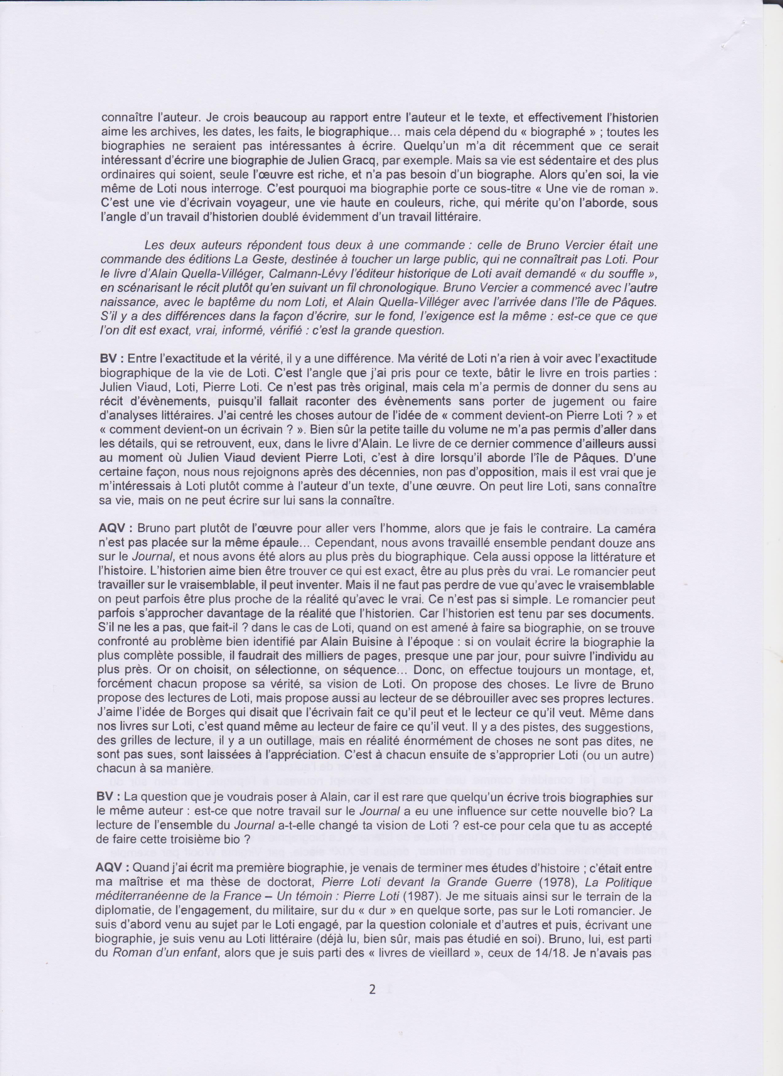 échanges AQV et BV-page 2