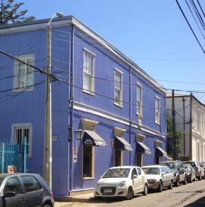 Galerie Pierre Loti Valparaiso