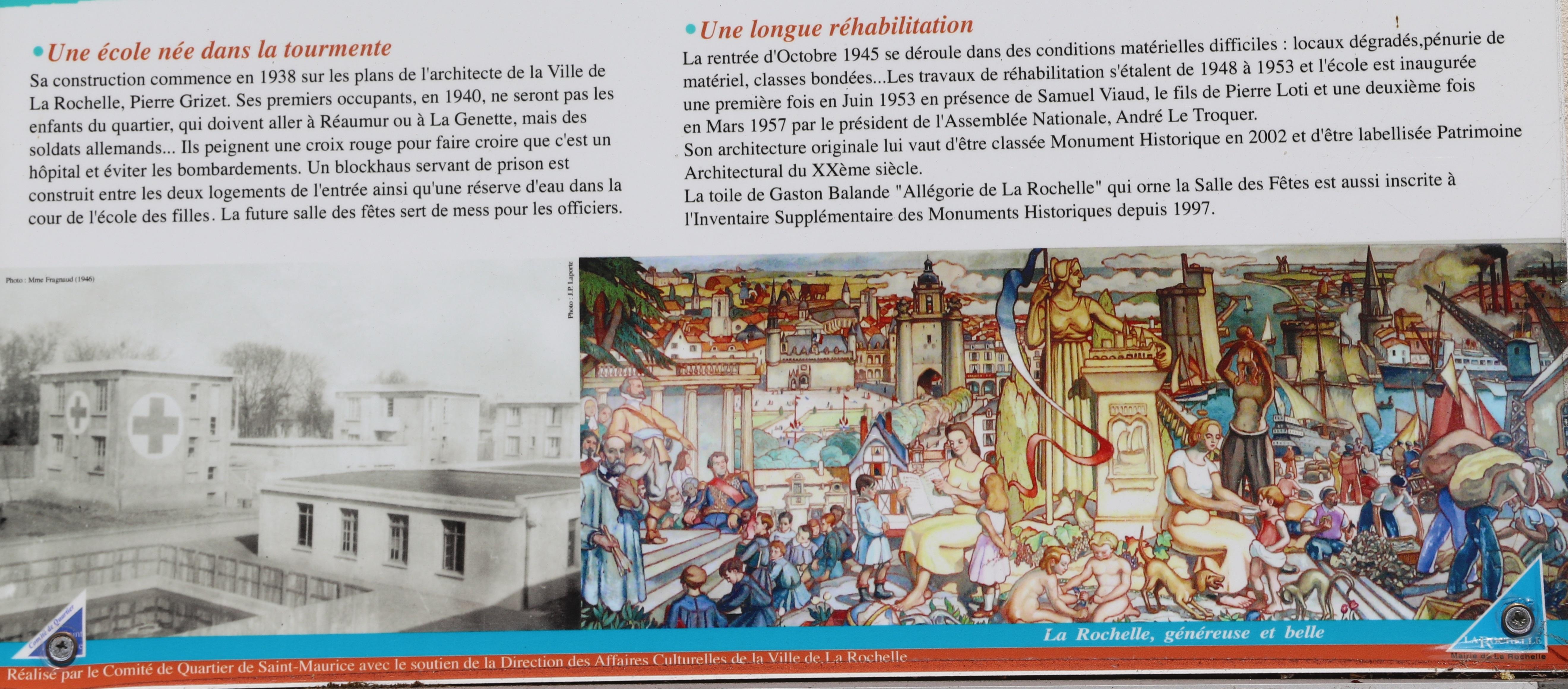 Historique GS Loti LR
