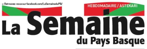 Logo la semaine du pays basque