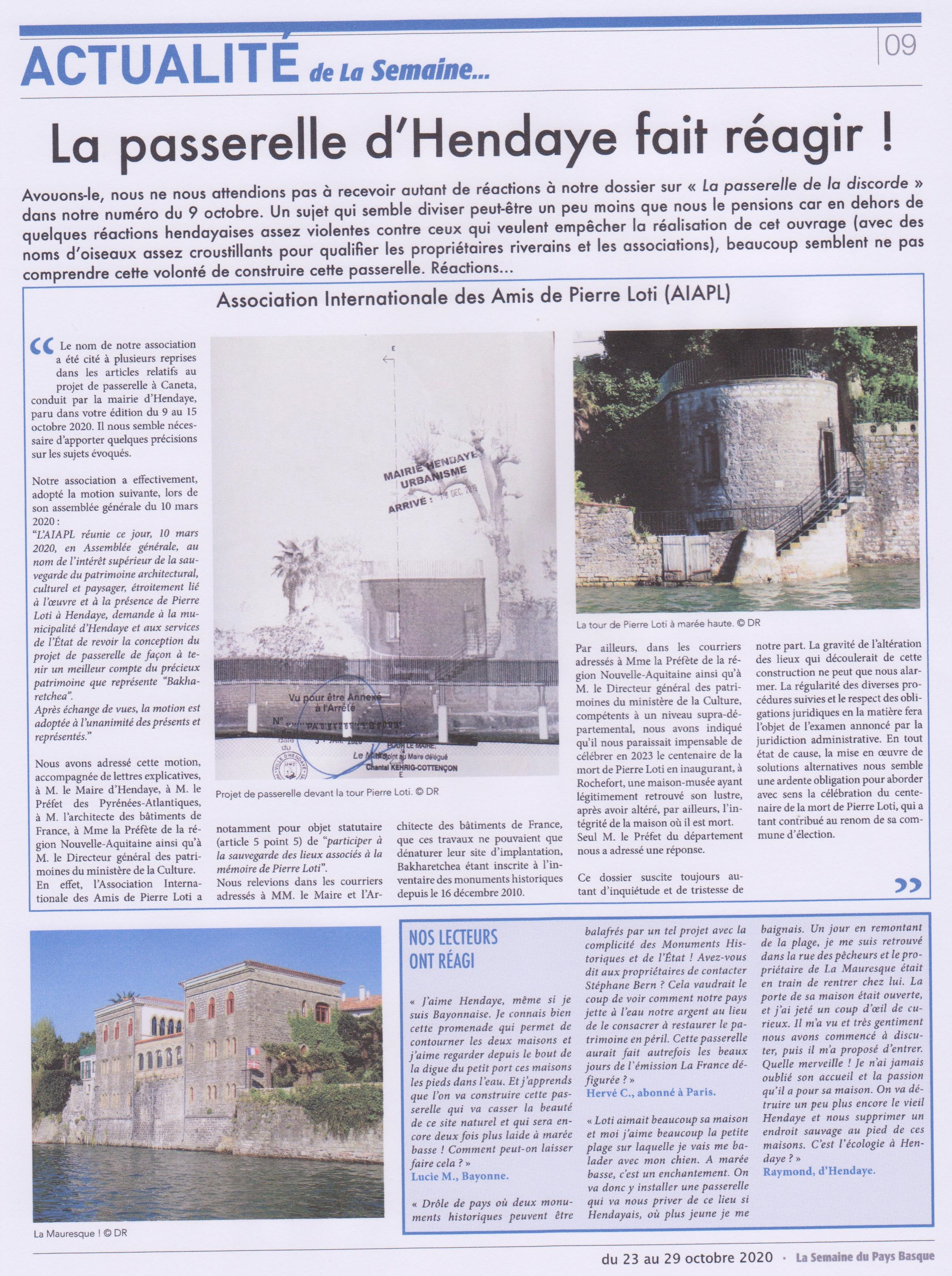 Passerelle Hendaye-réagir-23-10-2020