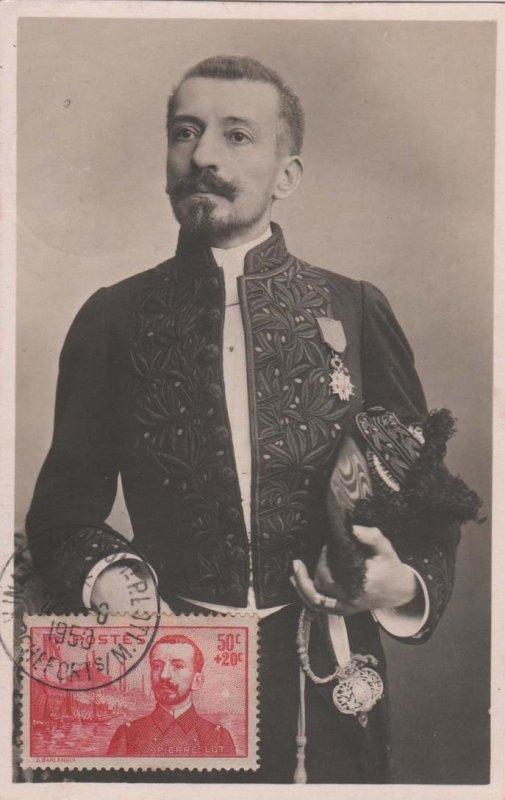 POSTE-1937 académicien
