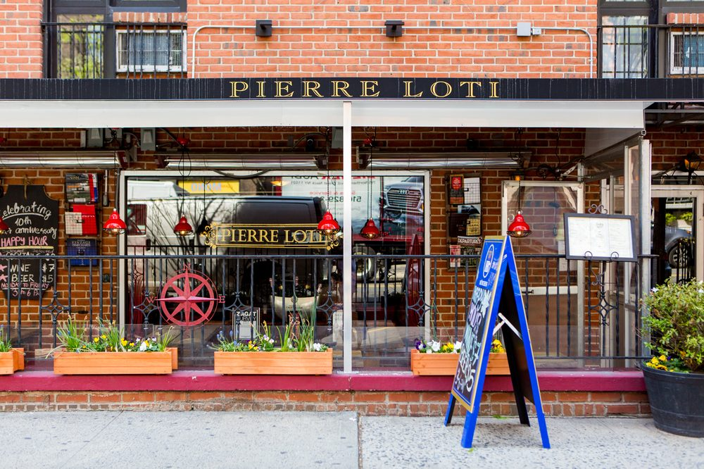 Pierre Loti Wine Bar & Restaurant-New York.
