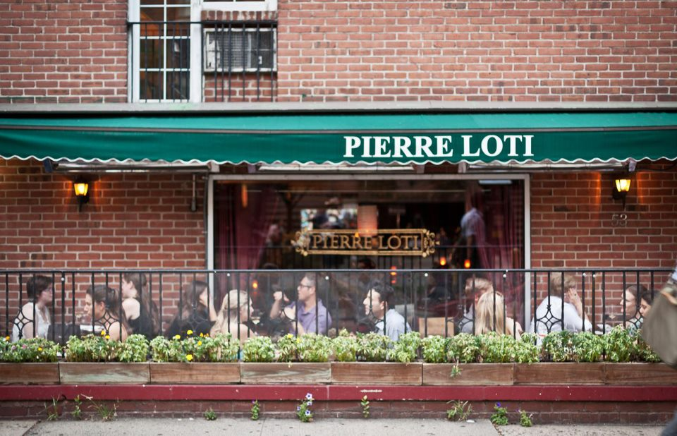 Pierre Loti Wine Bar & Restaurant-New York
