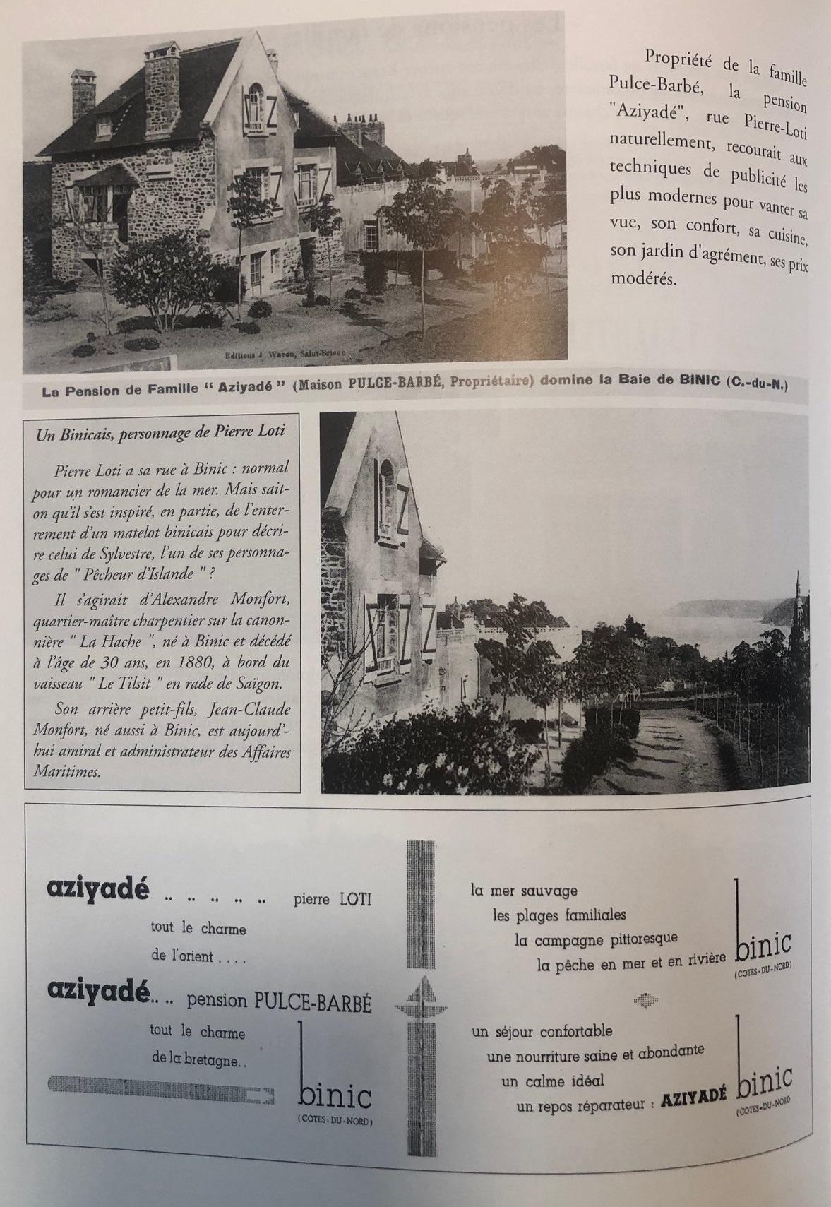 Histoire de Binic